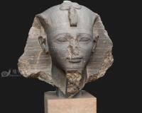 埃及法老王头像,古罗马希腊雅典宗教神话人物,石膏像雕像青铜像雕塑