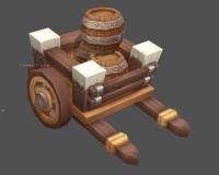 马车,架子车,手推车,两轮车,木车,木头车,木桶